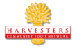 Harvesters logo and link to website